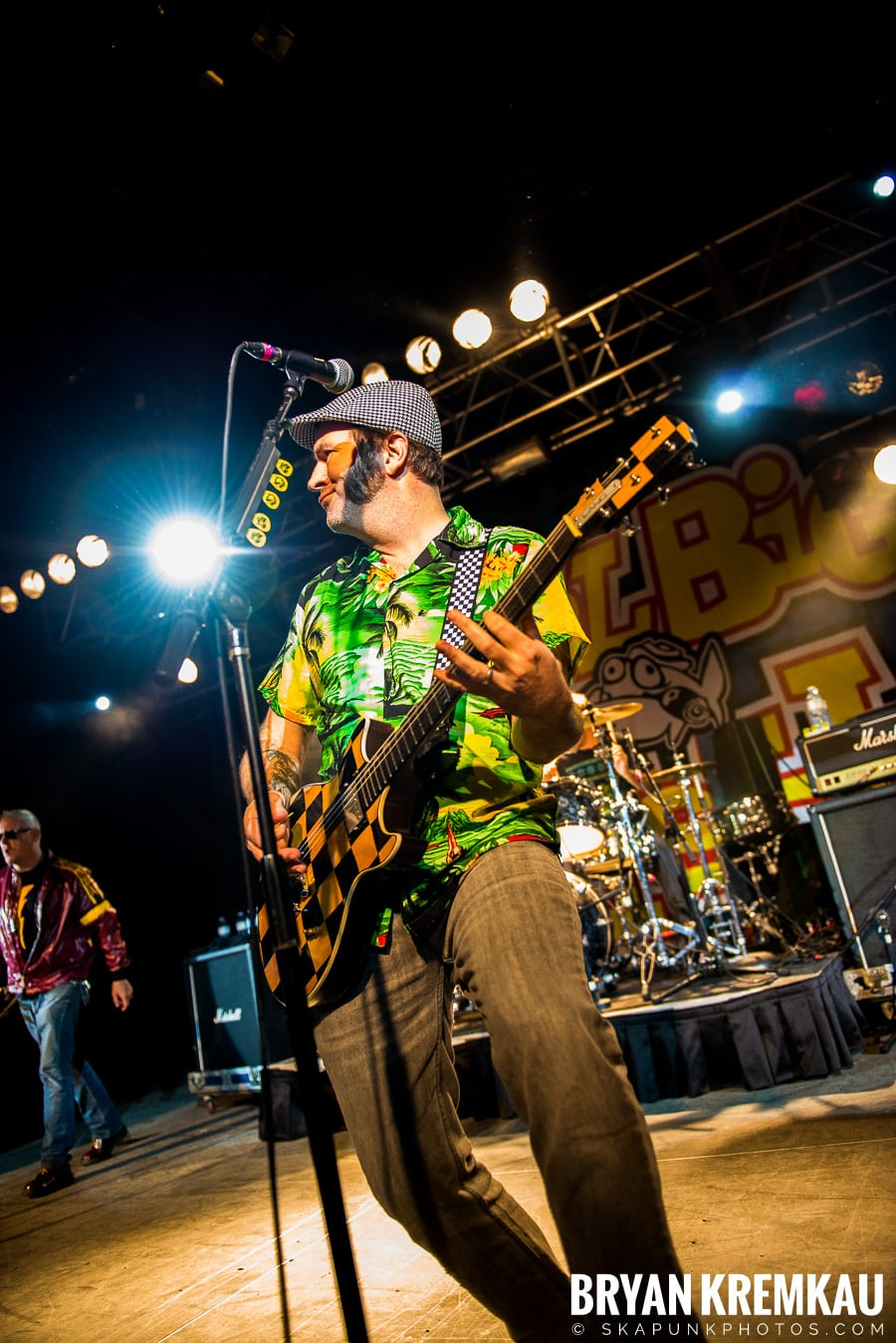 Reel Big Fish / Skanksgiving @ Starland Ballroom, NJ (96)