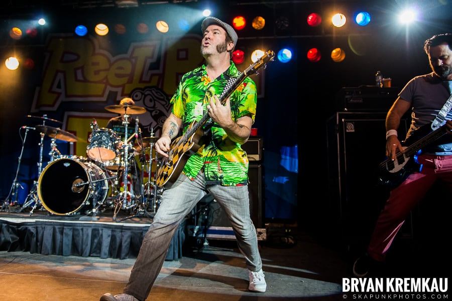 Reel Big Fish / Skanksgiving @ Starland Ballroom, NJ (102)