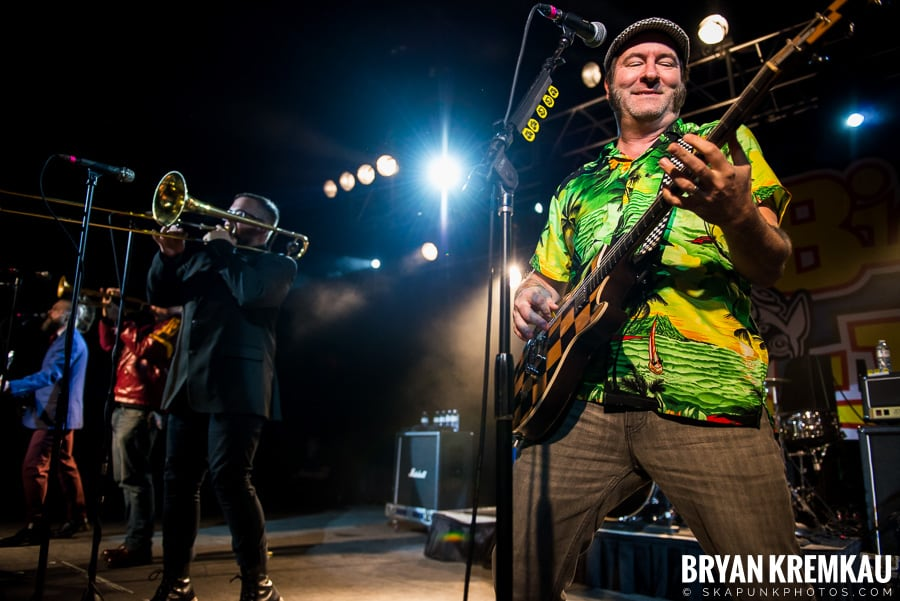 Reel Big Fish / Skanksgiving @ Starland Ballroom, NJ (104)