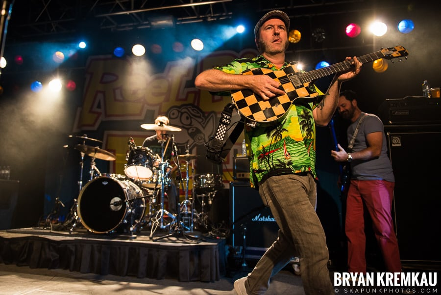 Reel Big Fish / Skanksgiving @ Starland Ballroom, NJ (106)