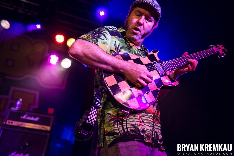 Reel Big Fish / Skanksgiving @ Starland Ballroom, NJ (107)