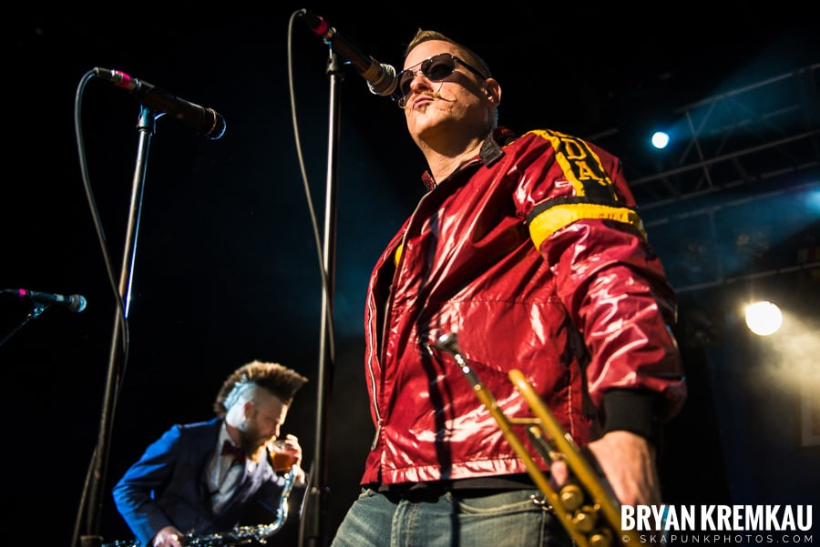 Reel Big Fish / Skanksgiving @ Starland Ballroom, NJ (108)