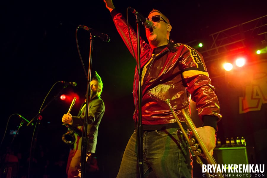 Reel Big Fish / Skanksgiving @ Starland Ballroom, NJ (109)