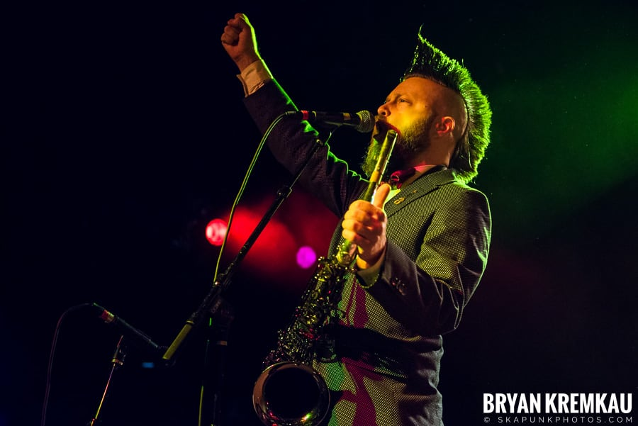 Reel Big Fish / Skanksgiving @ Starland Ballroom, NJ (110)