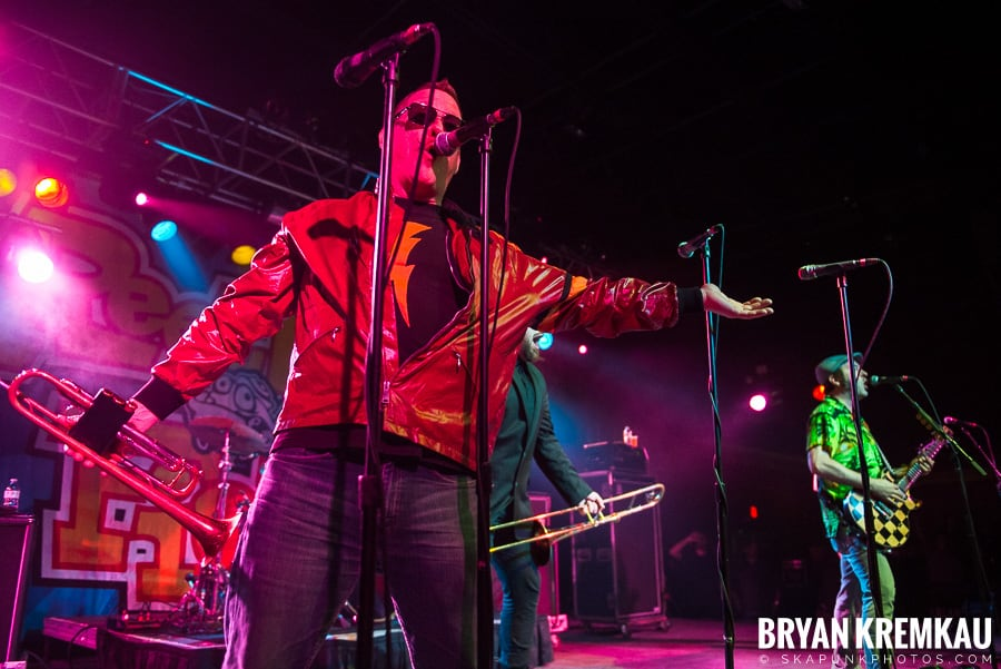 Reel Big Fish / Skanksgiving @ Starland Ballroom, NJ (112)