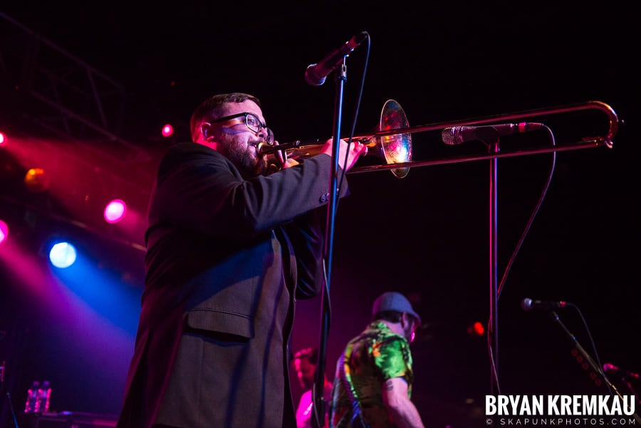 Reel Big Fish / Skanksgiving @ Starland Ballroom, NJ (115)