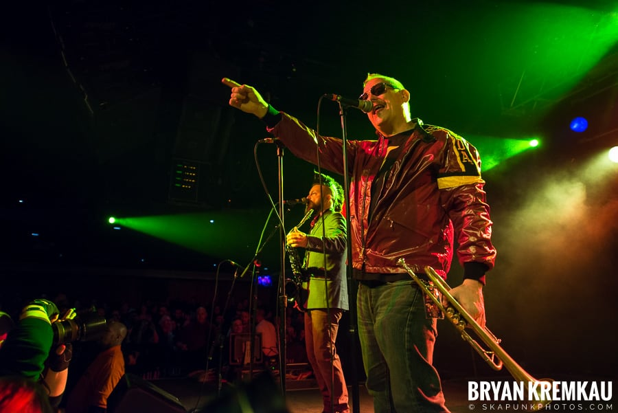 Reel Big Fish / Skanksgiving @ Starland Ballroom, NJ (124)