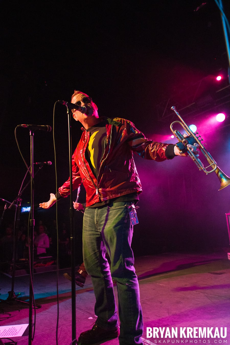 Reel Big Fish / Skanksgiving @ Starland Ballroom, NJ (125)
