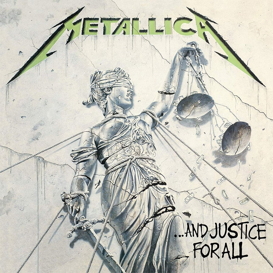 ...And Justice For All (Remastered Deluxe Boxset)