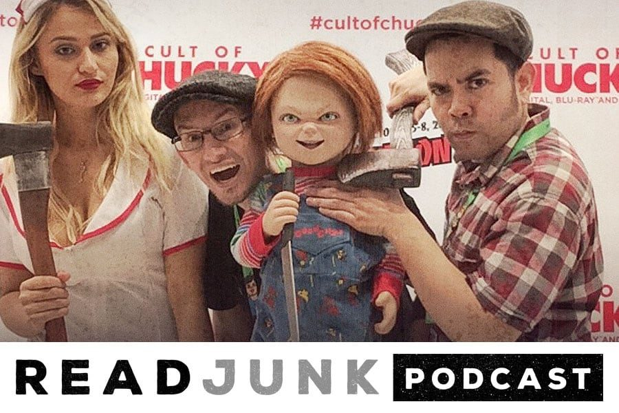 ReadJunk Podcast: Episode 29 - Ray Manuud
