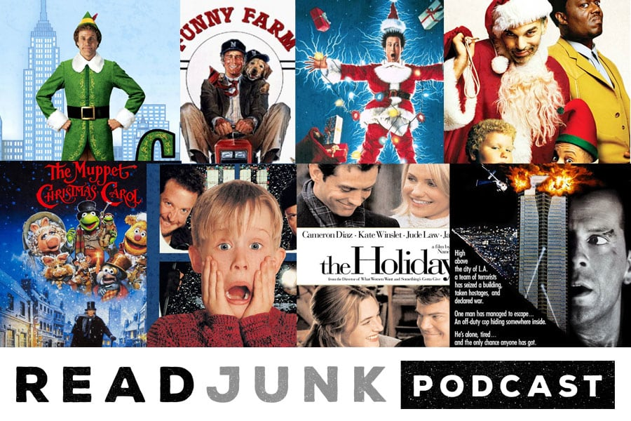 Episode 31 - Favorite Christmas Movies & Music
