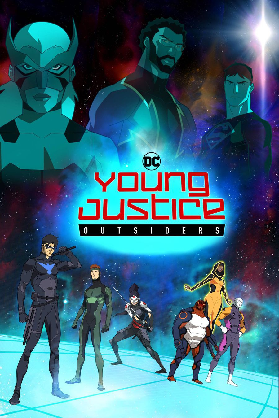 Young Justice Outsiders Episodes 1 3 Readjunk Com