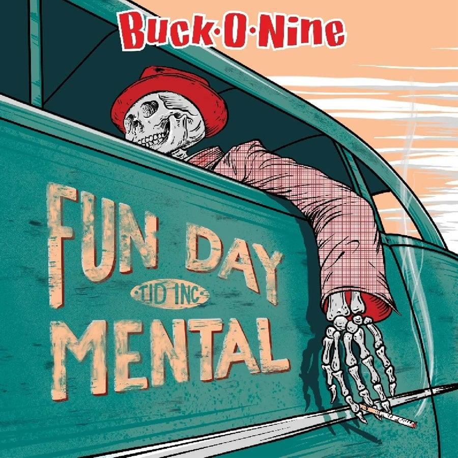 "Buck-O-Nine - ""Fundaymental"""