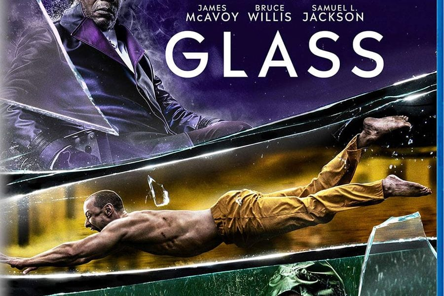 Glass (Blu-Ray + DVD + Digital HD)
