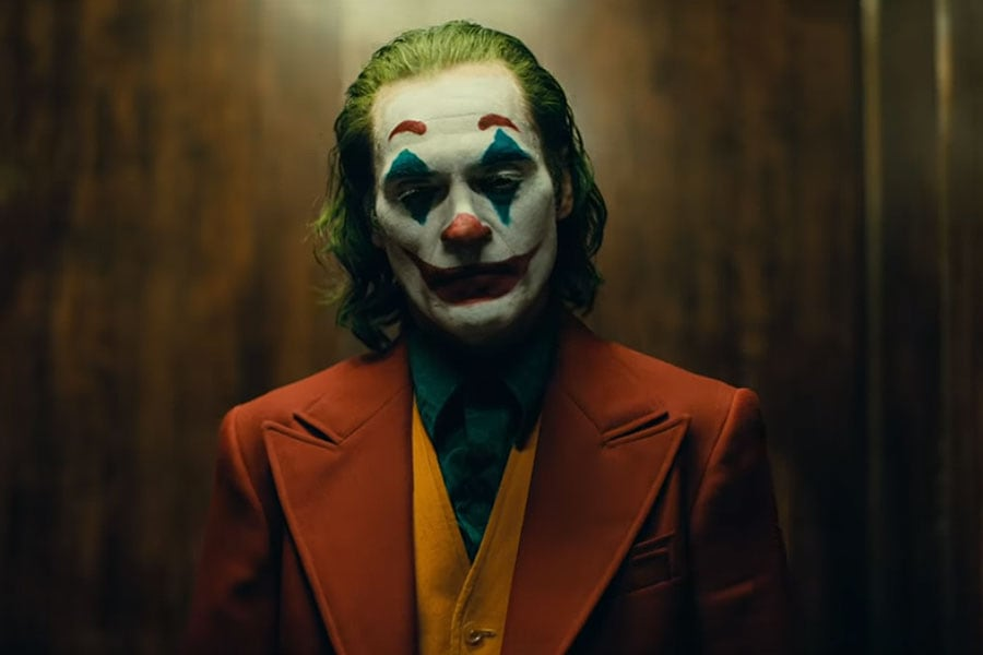 Joker teaser trailer