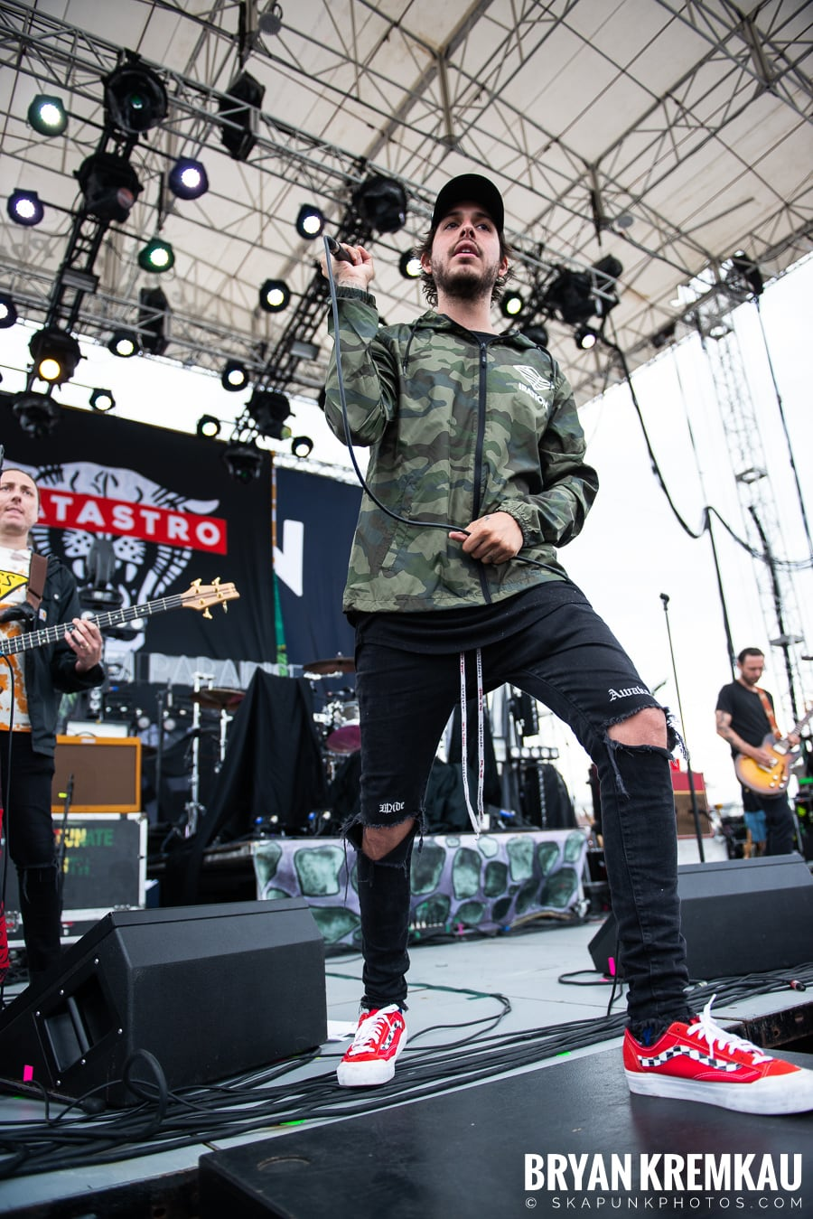 Iration, Pepper, Fortunate Youth, Katastro @ Stone Pony Summer Stage, Asbury Park, NJ (97)