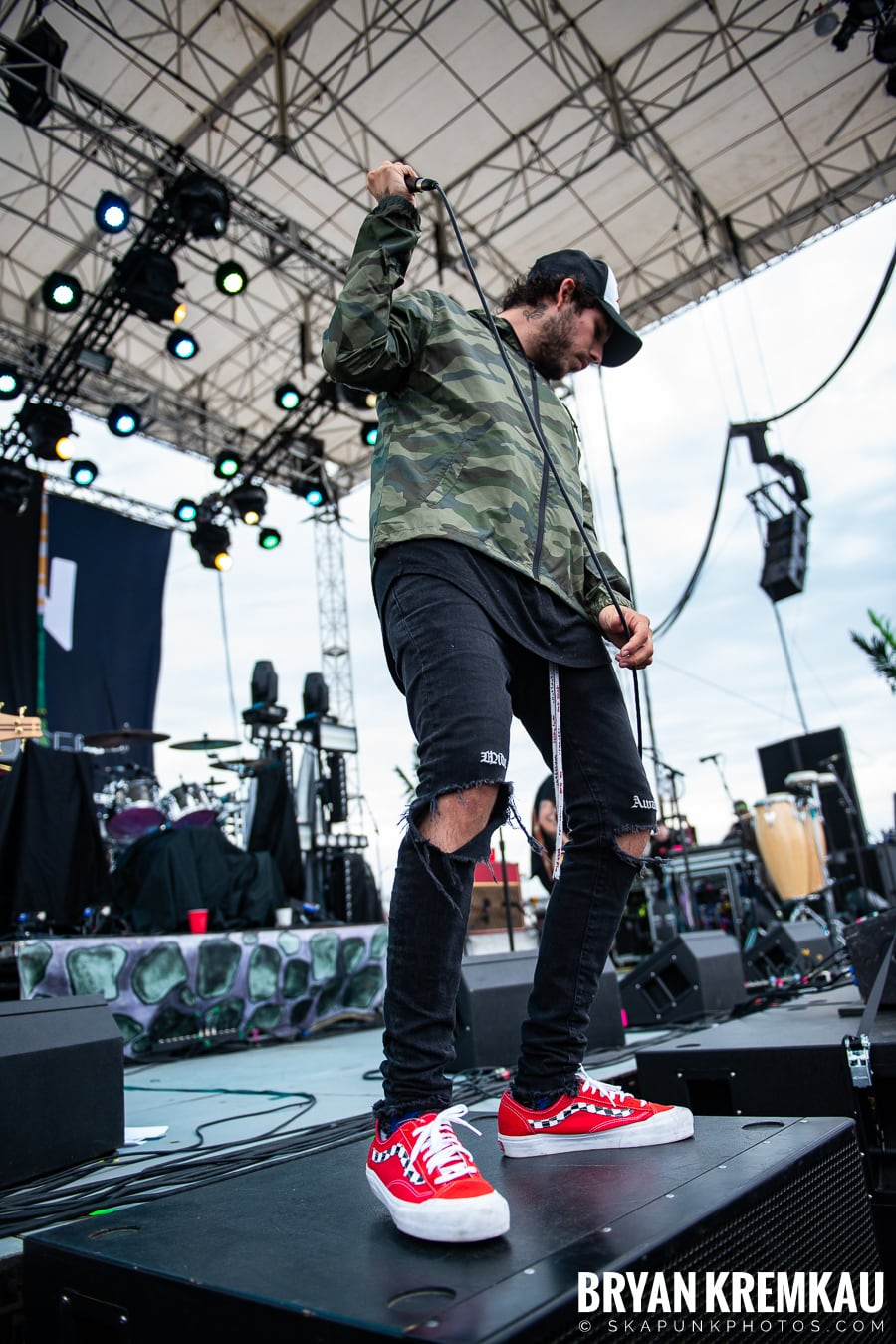 Iration, Pepper, Fortunate Youth, Katastro @ Stone Pony Summer Stage, Asbury Park, NJ (88)