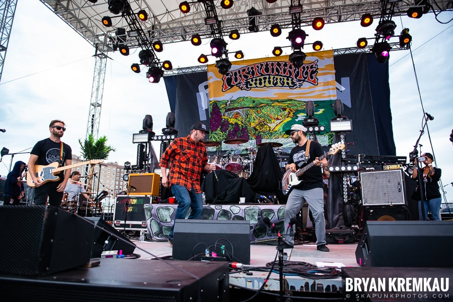 Iration, Pepper, Fortunate Youth, Katastro @ Stone Pony Summer Stage, Asbury Park, NJ (84)