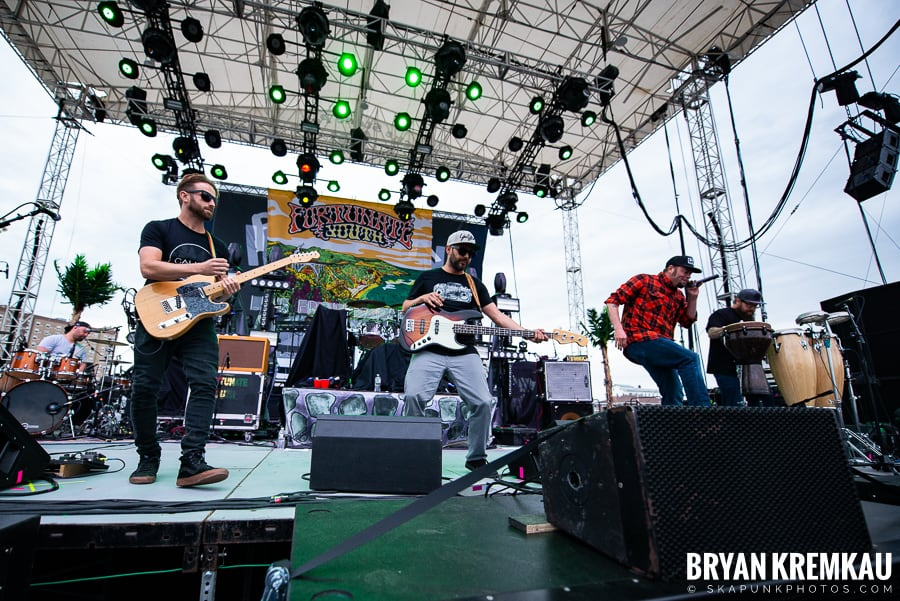 Iration, Pepper, Fortunate Youth, Katastro @ Stone Pony Summer Stage, Asbury Park, NJ (75)
