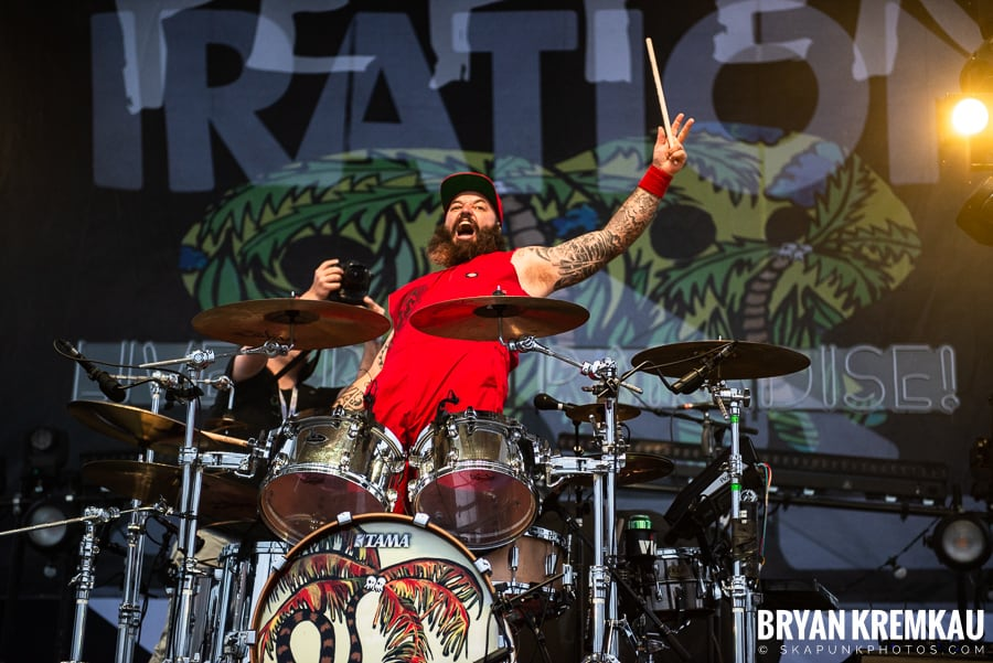 Iration, Pepper, Fortunate Youth, Katastro @ Stone Pony Summer Stage, Asbury Park, NJ (47)