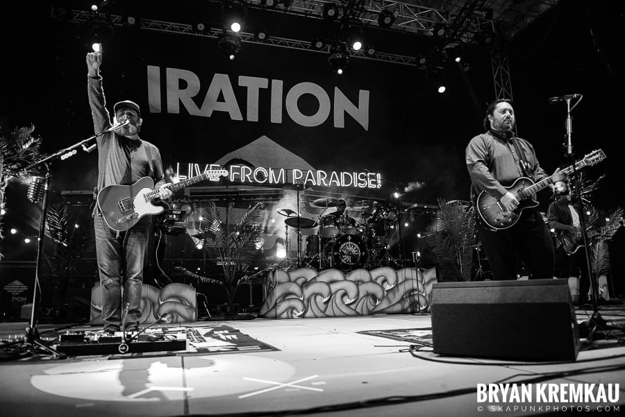 Iration, Pepper, Fortunate Youth, Katastro @ Stone Pony Summer Stage, Asbury Park, NJ (35)