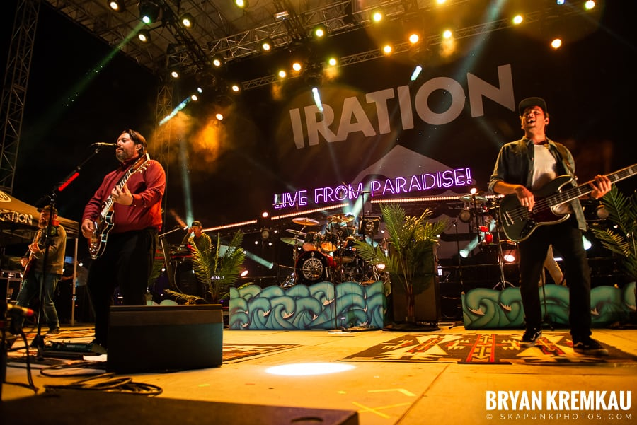 Iration, Pepper, Fortunate Youth, Katastro @ Stone Pony Summer Stage, Asbury Park, NJ (30)