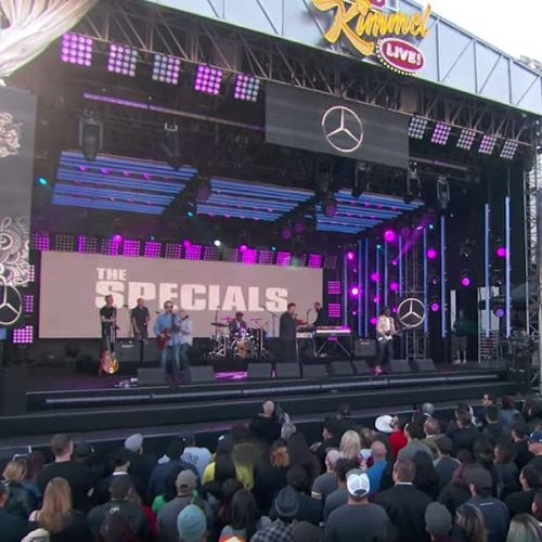 The Specials on Jimmy Kimmel Live