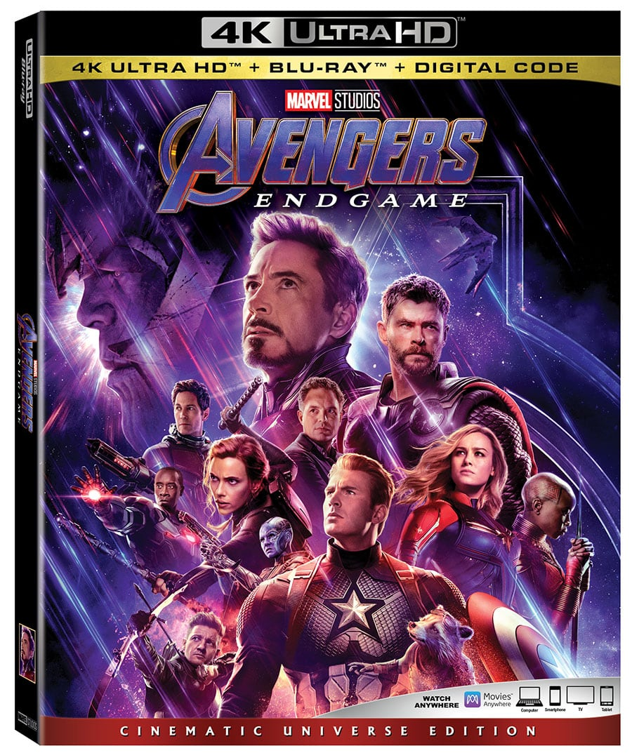 Avengers: End Game