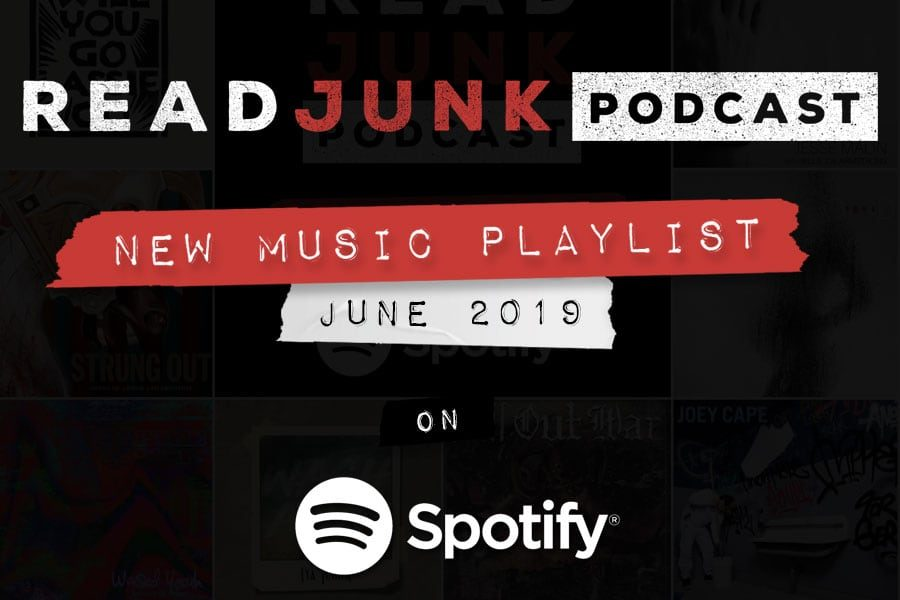 ReadJunk Playlists - New Music (June 2019)