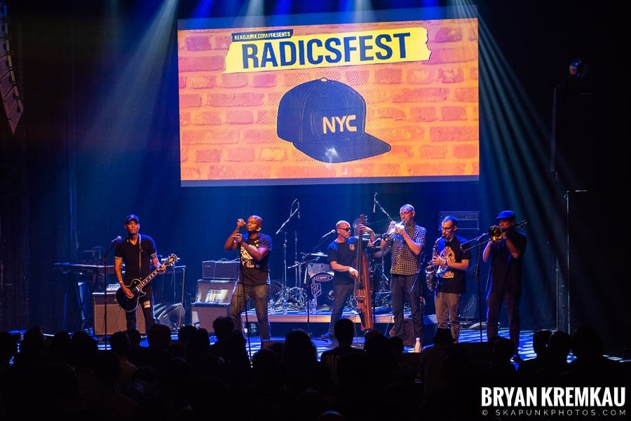 Radicsfest 2019 @ Gramercy Theatre, NYC - Pilfers, Mephiskapheles, Spring Heeled Jack, Hub City Stompers, Rude Boy George, Sgt. Scagnetti (62)