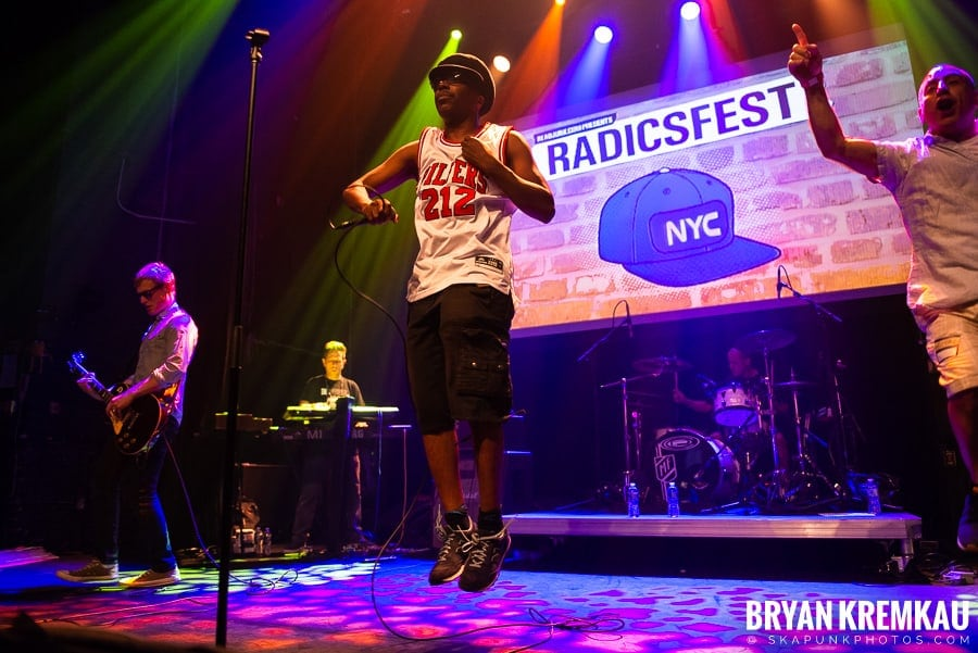 Radicsfest 2019 @ Gramercy Theatre, NYC - Pilfers, Mephiskapheles, Spring Heeled Jack, Hub City Stompers, Rude Boy George, Sgt. Scagnetti (94)