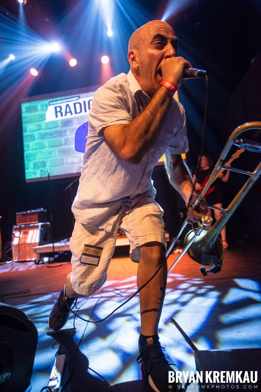 Radicsfest 2019 @ Gramercy Theatre, NYC - Pilfers, Mephiskapheles, Spring Heeled Jack, Hub City Stompers, Rude Boy George, Sgt. Scagnetti (110)