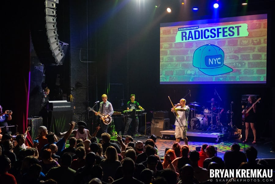 Radicsfest 2019 @ Gramercy Theatre, NYC - Pilfers, Mephiskapheles, Spring Heeled Jack, Hub City Stompers, Rude Boy George, Sgt. Scagnetti (117)