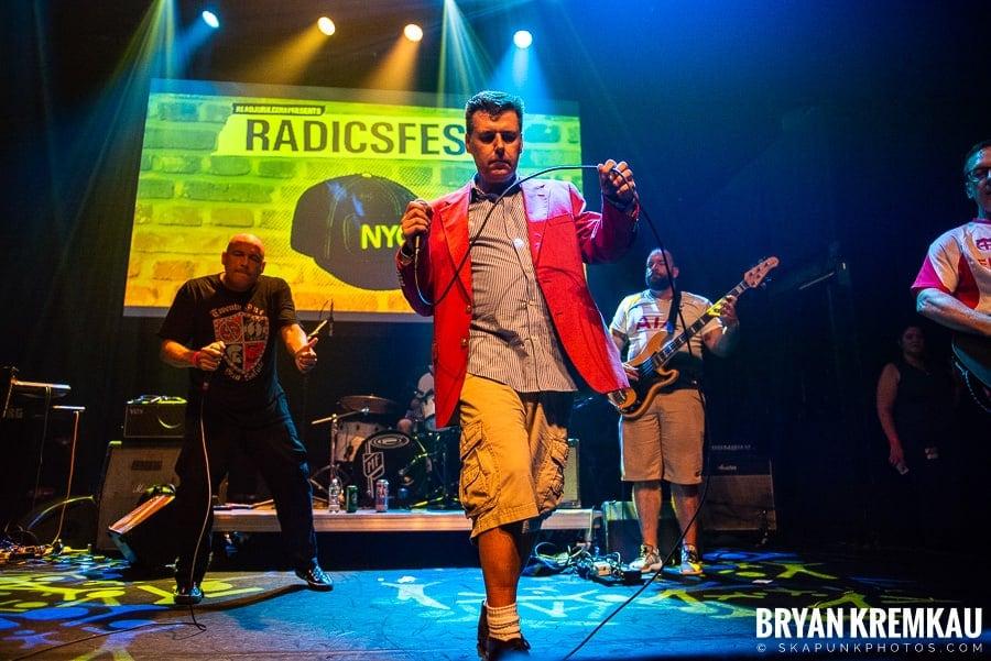 Radicsfest 2019 @ Gramercy Theatre, NYC - Pilfers, Mephiskapheles, Spring Heeled Jack, Hub City Stompers, Rude Boy George, Sgt. Scagnetti (14)