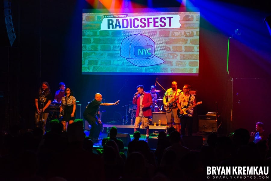 Radicsfest 2019 @ Gramercy Theatre, NYC - Pilfers, Mephiskapheles, Spring Heeled Jack, Hub City Stompers, Rude Boy George, Sgt. Scagnetti (16)