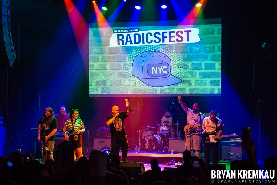 Radicsfest 2019 @ Gramercy Theatre, NYC - Pilfers, Mephiskapheles, Spring Heeled Jack, Hub City Stompers, Rude Boy George, Sgt. Scagnetti (17)