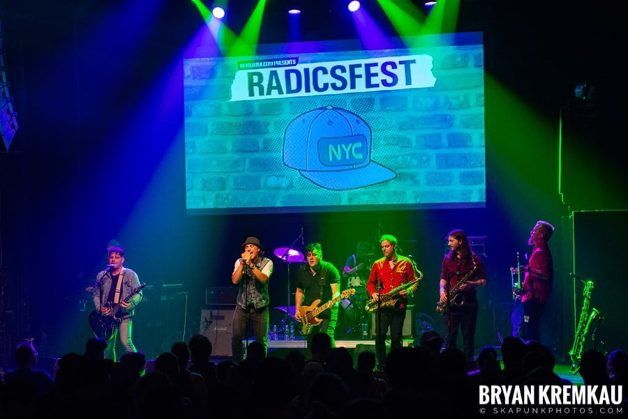 Radicsfest 2019 @ Gramercy Theatre, NYC - Pilfers, Mephiskapheles, Spring Heeled Jack, Hub City Stompers, Rude Boy George, Sgt. Scagnetti (47)