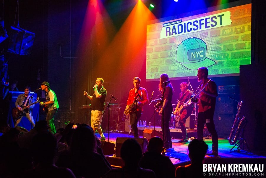 Radicsfest 2019 @ Gramercy Theatre, NYC - Pilfers, Mephiskapheles, Spring Heeled Jack, Hub City Stompers, Rude Boy George, Sgt. Scagnetti (50)