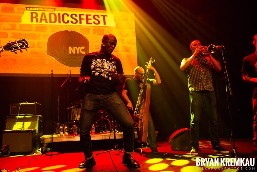 Radicsfest 2019 @ Gramercy Theatre, NYC - Pilfers, Mephiskapheles, Spring Heeled Jack, Hub City Stompers, Rude Boy George, Sgt. Scagnetti (64)