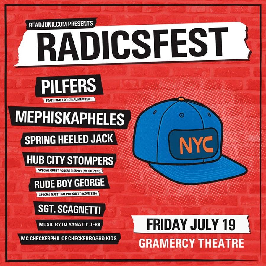 Radicsfest 2019