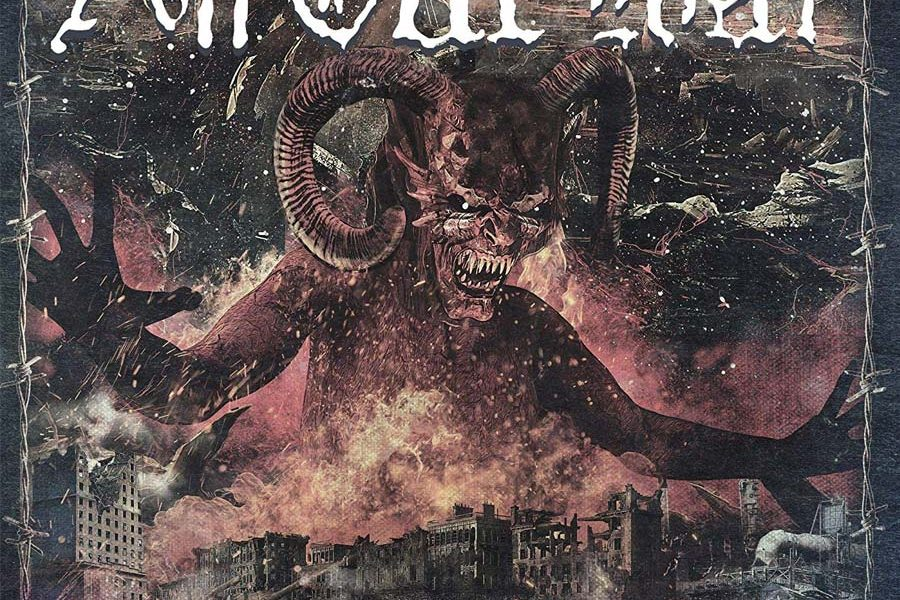 """All Out War - """"Crawl Among the Filth"""""""