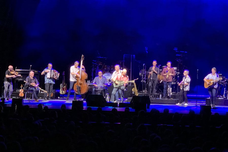 Mark Knopfler @ Wolf Trap Filene Center, Vienna, VA