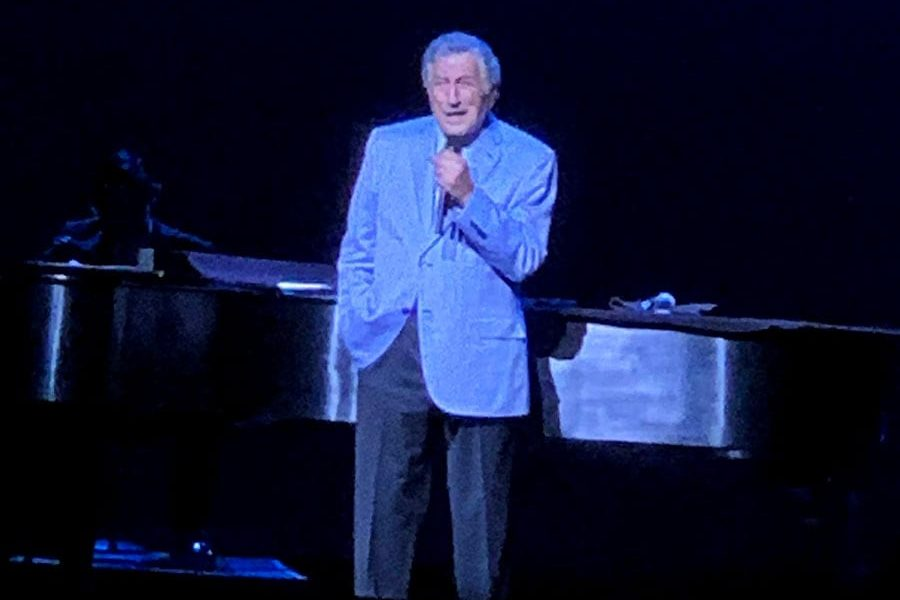 Tony Bennett @ the Wolf Trap Center for the Performing Arts in Vienna, VA