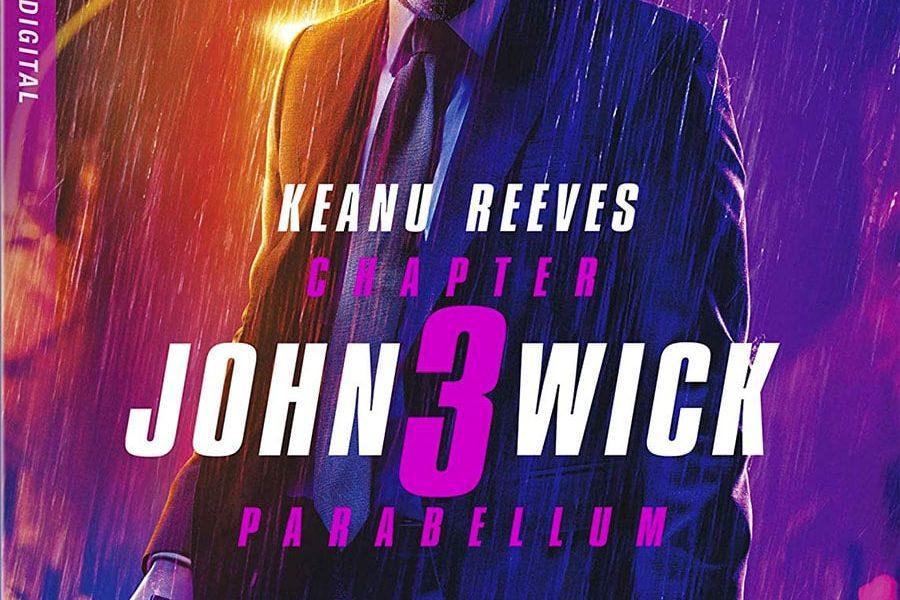 John Wick: Chapter 3 - Parabellum (Blu-Ray + Digital)