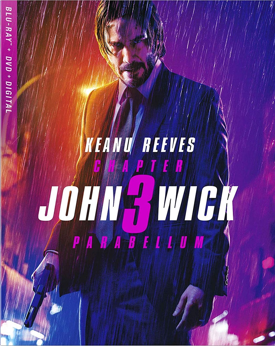 John Wick: Chapter 3 - Parabellum (Blu-Ray + Digital)