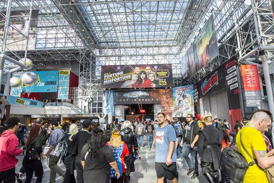 New York Comic Con: Friday, October 4th, 2019 Recap (60)