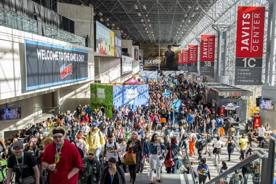 New York Comic Con: Friday, October 4th, 2019 Recap (59)