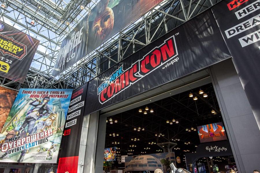 New York Comic Con: Friday, October 4th, 2019 Recap (58)