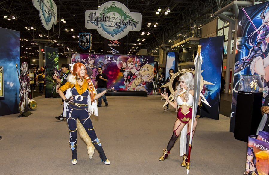 New York Comic Con: Friday, October 4th, 2019 Recap (57)