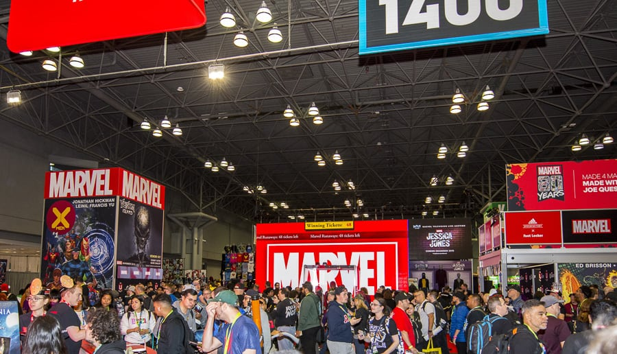 New York Comic Con: Friday, October 4th, 2019 Recap (55)